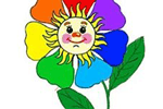 Логотип Детский сад комбинированного вида № 28 «Цветик-семицветик» - Справочник Балашихи